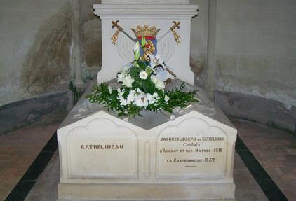 Tombeau de Jacques Cathelineau et de son fils à Saint-Florent-le-Vieil