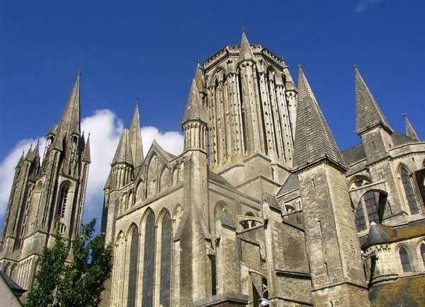 La cathdrale de Coutances