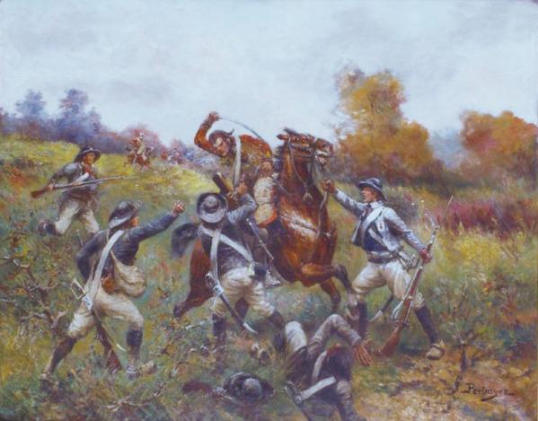 ou cette toile de Paul-Emile-Léon Perboyre
