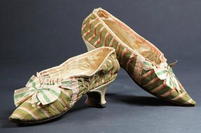 Les souliers de Marie-Antoinette