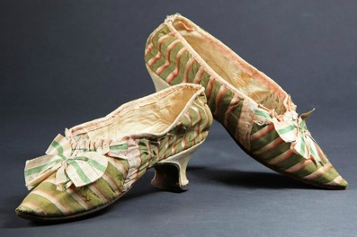 Marie Antoinette Wedding Shoes