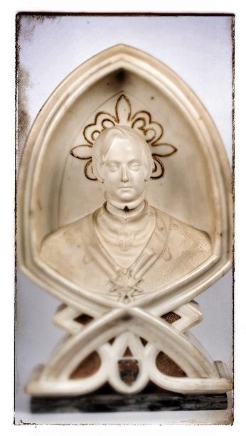 Félicie de Fauveau (1801-1886) Le Duc de Bordeaux, comte de Chambord, futur Henri V