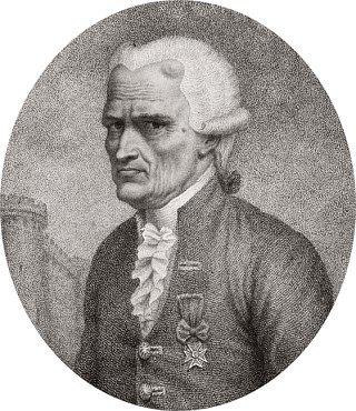 Bernard-René Jordan de Launay, gouverneur de la Bastille