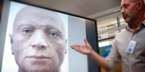 Reportage de BFM TV sur le visage retrouvé de Robespierre
