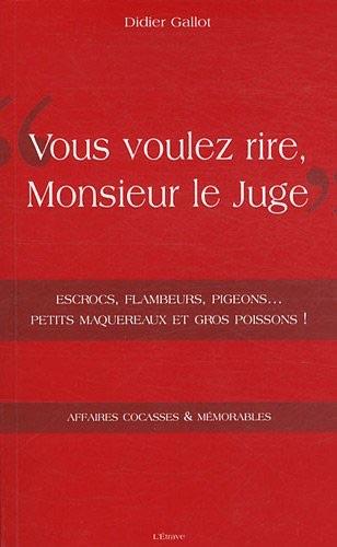 L'affaire « Madoff » inspire l'auteur du roman « Les Thénardier » : les bandits font du rififi dans le bocage.