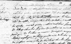 Il y a 250 ans… la naissance de Bonchamps