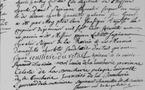 Il y a 250 ans… la naissance de Sapinaud