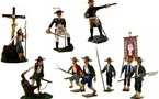 Une collection de figurines vendennes