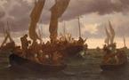 Une messe en mer sous la Révolution