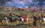 Les Guerres de Vendée sous le pinceau de Gérard-Robert Cormy