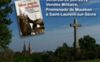 22 juin 2012, promenade vendéenne de Mauléon à Saint-Laurent-sur-Sèvre