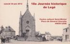 30 juin 2012, 18e Journée historique de Legé (44)