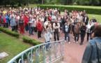 La Gaubretière : 200 personnes sur les pas de Mme de la Rochejaquelein