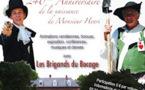 Samedi 8 septembre rendez-vous pour le 240e Anniversaire d'Henri de La Rochejaquelein