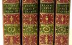 Vu Place Viarmes ce Week-end : la bibliothèque et une partie des archives de Charles Arnault, l'historien Choletais