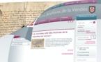 Le nouveau site des Archives de la Vendée est arrivé !