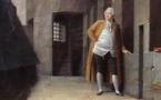 La famille Royale séjourne à la Tour du Temple le 7 décembre 1792...