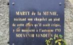 Le Souvenir Vendéen et le devoir de mémoire en 1954 : la Croix de la Ménie à Saint-Malo-du-Bois