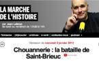Ça Chouanne sur France Inter !