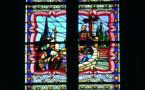 Un S.O.S. lancé pour l'église Saint-Hilaire de Mortagne ! Ses vitraux des Guerres de Vendée seront-ils les prochaines victimes des bulldozers ?