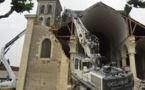 Non au « Bulldozers de Gesté » ! Oui sauvons l'église Saint-Hilaire de Mortagne et ses vitraux vendéens !