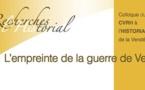 "Colloque ""L'empreinte de la guerre de Vendée"" : jeudi 24 et vendredi 25 octobre 2013"