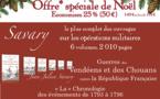 Pour Noël : une offre spéciale de 25 % sur le « SAVARY »