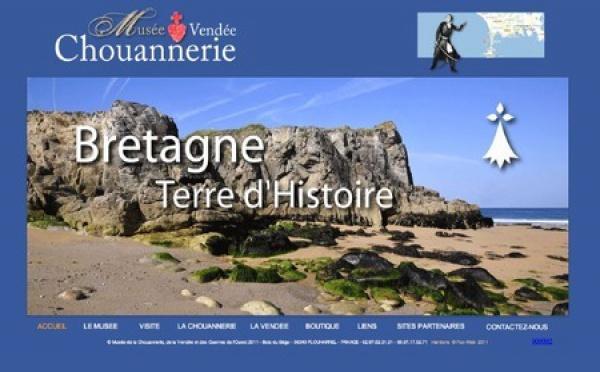 Le site du Musée de la Chouannerie fait peau neuve
