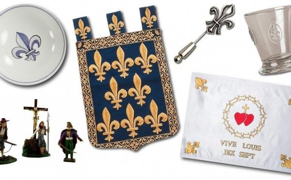 Plein d'idées de cadeaux dans la Boutique Vendée-Chouannerie