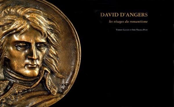 Exposition David d'Angers, les visages du romantisme