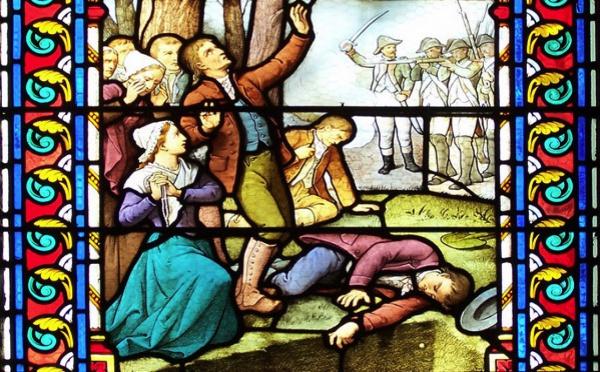 Deux Choletaises, martyres de la Révolution