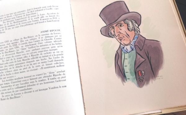 Bibliophilie Vendéenne : Connaissez-vous les gravures sur bois de Jorge Morin et ses « Images de la Vendée Militaire »