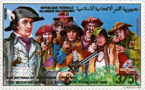 Bob Denard n'est plus là pour donner le coup d'envoi du 220ème anniversaire des guerres de vendée !