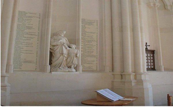 Legé 440 victimes ! Fin ce week-end de l'expo « A la mémoire des victimes civiles de Legé » pendant la Révolution
