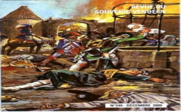 Les Colonnes infernales après Turreau