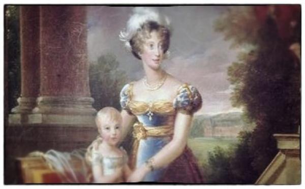 Livre : Mémoires historiques de S.A.R. Madame, Duchesse de Berry par Alfred NETTEMENT