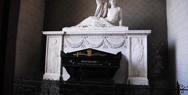 « Grâce aux prisonniers ! ». Le pardon de Bonchamps immortalisé par David d'Angers.