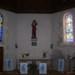 Vue du chœur de la chapelle