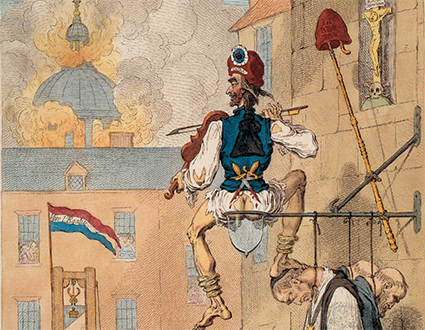 The enith of Franch Glory - The pinnacle of Liberty »